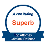 Avvo Rating Superb